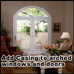 Arched Windows and Doors