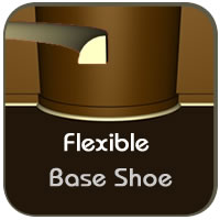 Choose Flexible Base Shoe Molding for Curved Walls