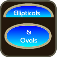 Elliptical and Oval