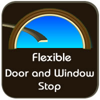 Choose Flexible Window and Door Stop for Arches