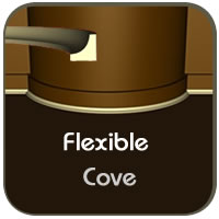 Choose Flexible Cove Molding for Curves